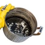Как очистить пригоревшую кастрюлю